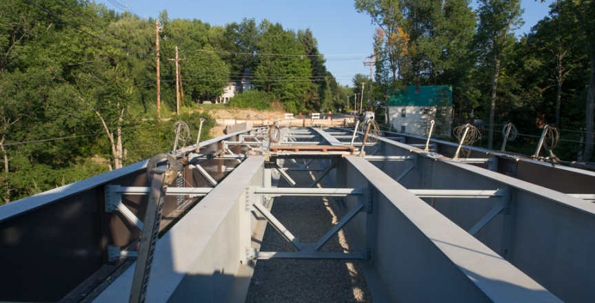 Bridge Repair Update – Spanning the Souhegan River