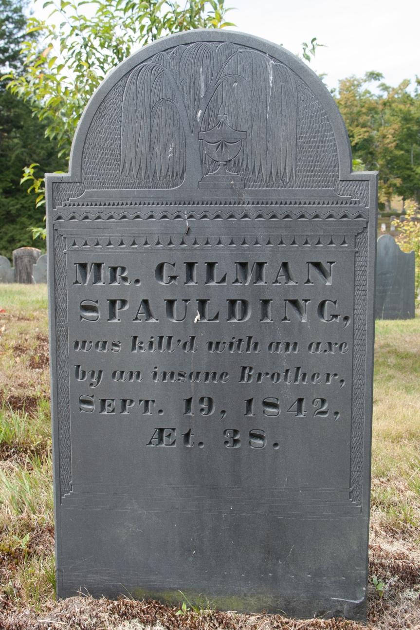 Mr. Gilman Spaulding