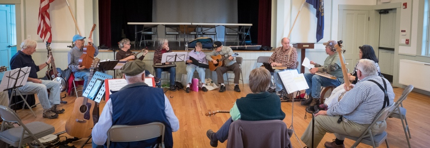 Temple Town Hall Music Jam