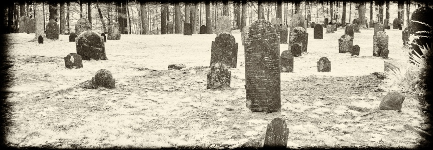 Photo Theme : Cemetery Saturday