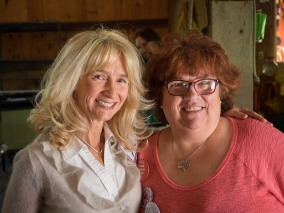 (L-R) Lisa Beaudoin and Laura Lynch - NH House (Hillsborough District 25)