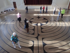 Peterborough Labyrinth