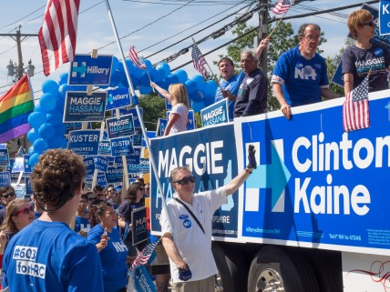 The Democrats have the volunteers