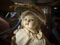 5th Annual Holiday Open House at the New Boston Historical Society