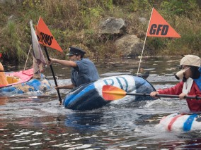 Annual Pumpkin Regatta in Goffstown, NH